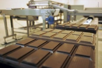 Barry Callebaut's target for sustainable chocolate.