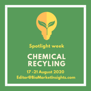 button to chemical recycling news